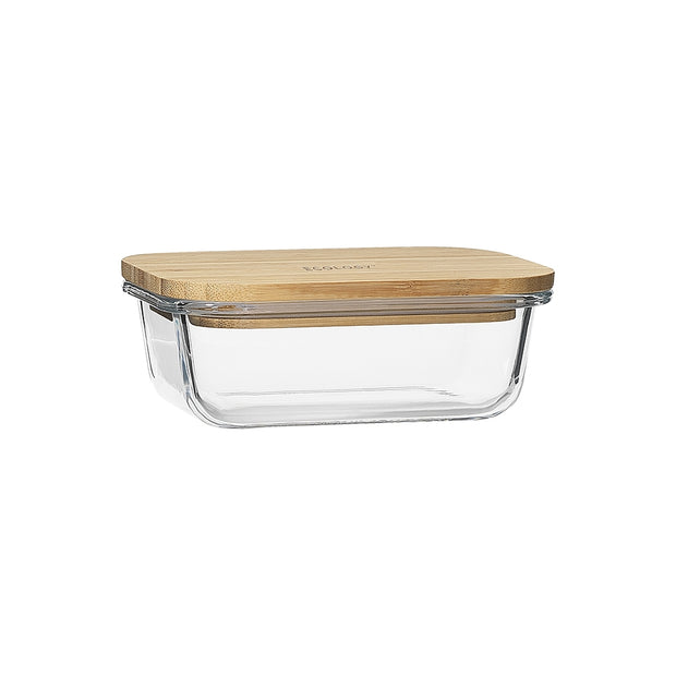 Ecology Nourish Rectangle Storage Container 14.5cm x 10.5cm