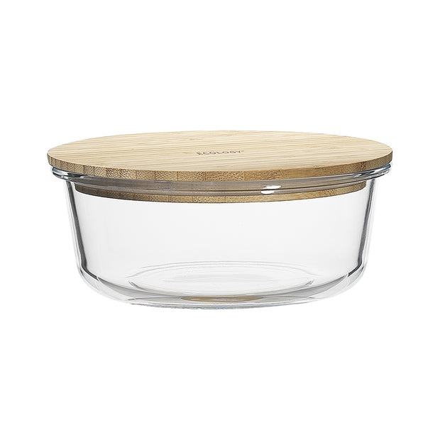 Ecology Nourish Round Storage Container 19.7cm