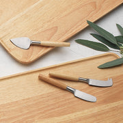 Ecology Alto 3 Piece Cheese Knife Set