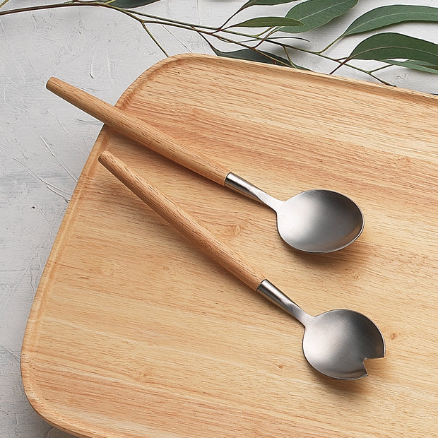 Ecology Alto Set of 2 Salad Servers