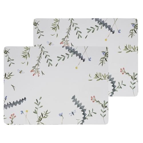 Ecology Greenhouse Placemats Set of 2