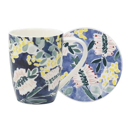 Ecology Kallista Mug & Coaster 360ml