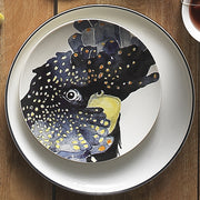 Paradiso Cockatoo Side Plate 20cm