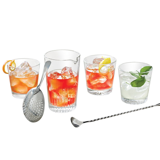 Vidivi 9 Piece Mixology Set