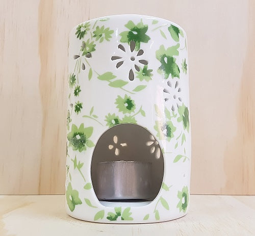 Green Leaf Oil Warmer