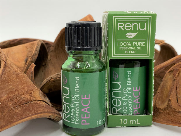 Renu Peace - 100% Pure Essential Oil Blend