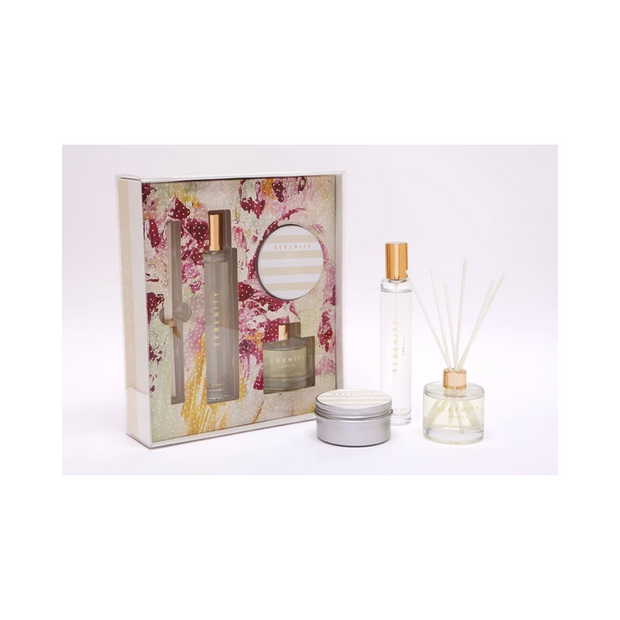 Serenity Home Fragrance Pack