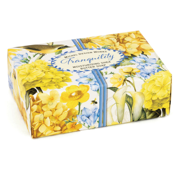 Michel Design Works Boxed Soap - Tranquility
