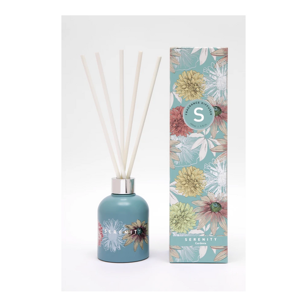 Tropical Reed Diffuser - Gardenia