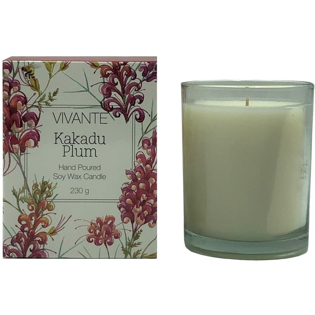 Kakadu Plum Australiana Soy Wax Candle