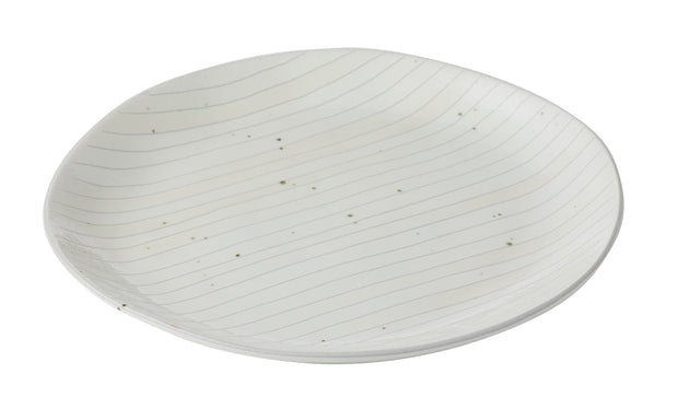 Acadamy Home Goods Pinstripe Plate - Small