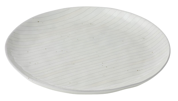 Acadamy Home Goods Pinstripe Plate - Medium
