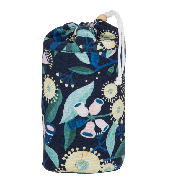 Gum Blossom Insulated Water Bottle Holder