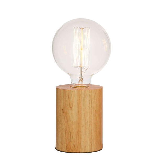 Bowry Table Lamp - Cylinder