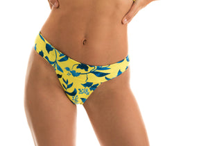 Bottom Lemon Flower Tri Cos