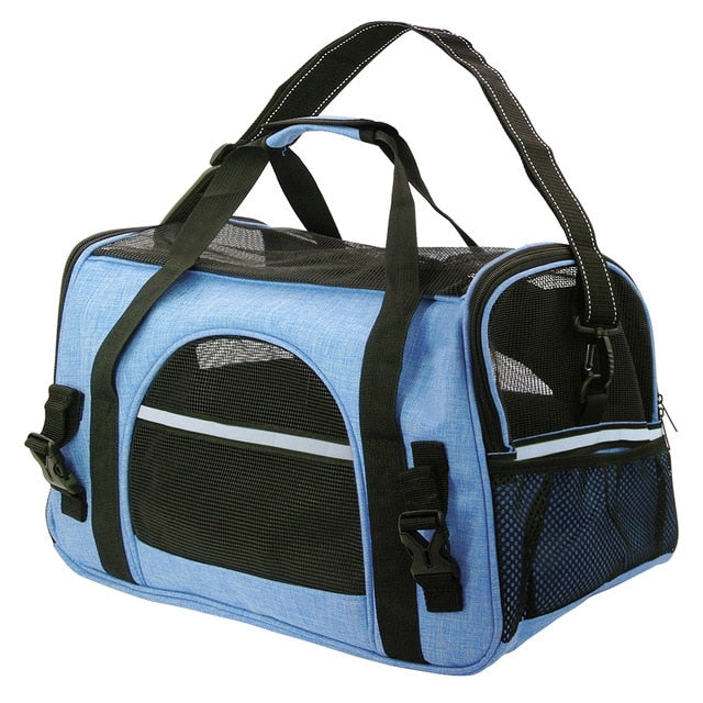 Portable Dog Cat Carrier Bag