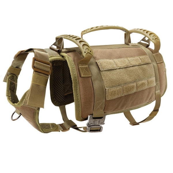 Military Tactical Dog Harness Version 2