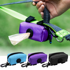 Lazy Portable Dog Poop Waste Bag Holder