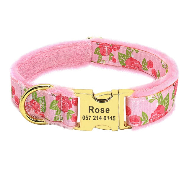 Princess Thick Unique Style Collar