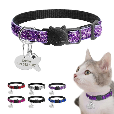Night Watcher Version 2 Collar + Tag