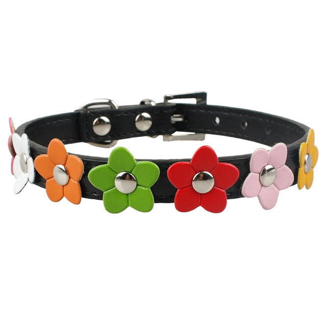 Cute Flower Collar