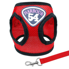 I'm a Harbour Cat Nylon Mesh Harness Vest