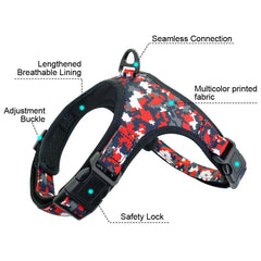 Small Dog Harness Vest