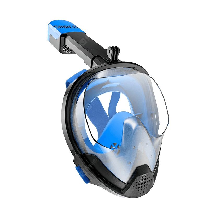 2019 NEW Full Face Snorkeling Mask Set Diving Equipment