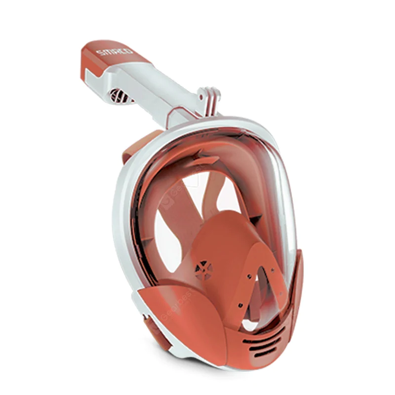 SMACO Diving Mask Anti Fog Full Face Snorkeling Mask