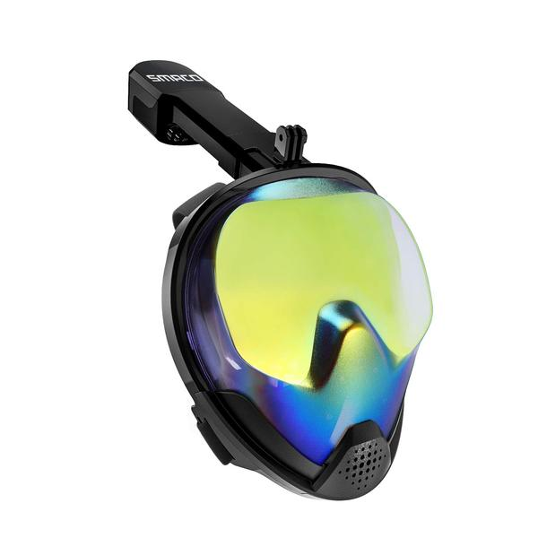 SMACO Full Face Snorkeling Mask with UV Protection