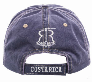 Gorra Old School Azul