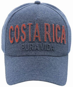 Gorra CR Rubber Azul