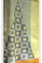 Load image into Gallery viewer, Pure Kolkatta Cotton Silk Handloom Saree
