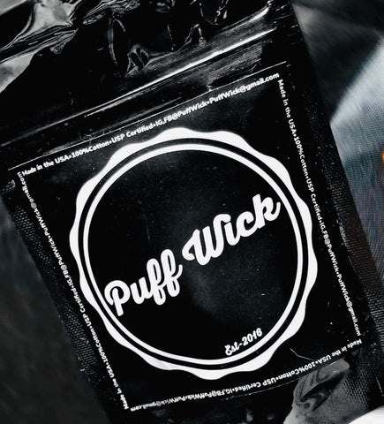 Puff Wick Small Bag
