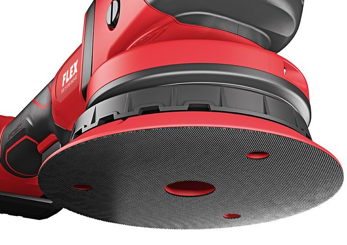"Flex XFE 15 150 18.0-EC USA Cordless Random Orbital Polisher  ""THE FINISHER"" (BARE TOOL)"