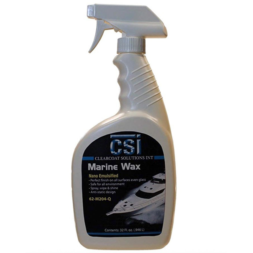 CSI 62-M204-Q Marine Wax (Quart)