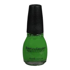 Smalto Sinful Colors - Exotic Green  n° 1105
