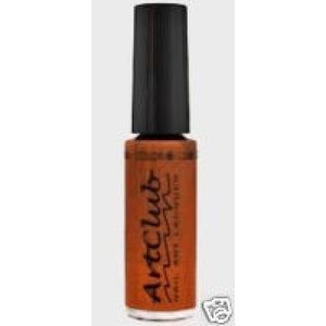 Stripe Rite, penne smalto per nail art alta precisione colore copper glitter 7ML