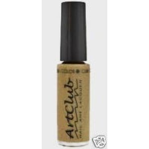 Stripe Rite, penne smalto per nail art alta precisione colore gold hologram 7ML