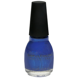 Smalto Sinful Colors - Midnight Blue n° 105
