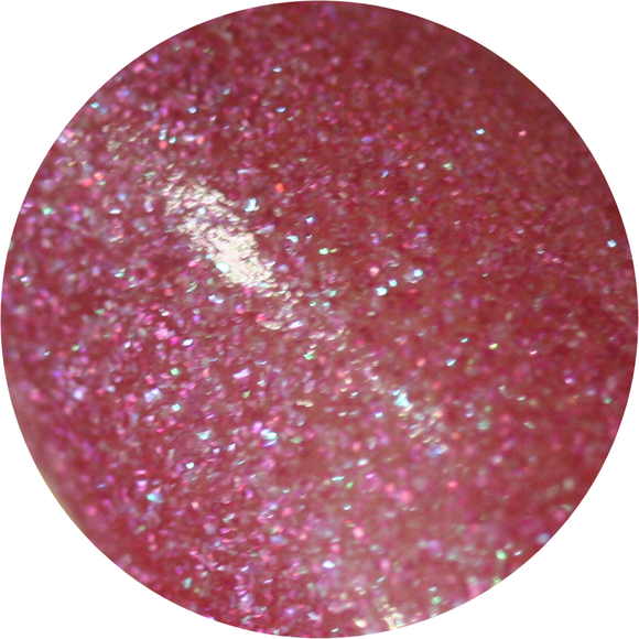 Pink Multicolor Glitter - ONE STEP - Smalto semipermanente Unghie Mania
