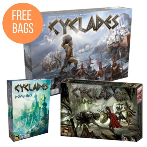 CYCLADES PACK - EN