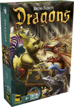 Load image into Gallery viewer, FUN PACK Meeple Circus + Dragons + Bahamas - EN