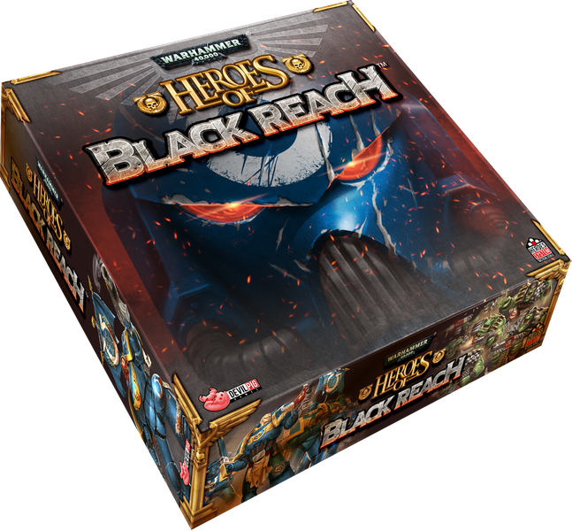 HEROES OF BLACK REACH EN/FR