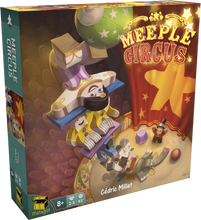Load image into Gallery viewer, MEEPLE CIRCUS PACK - EN