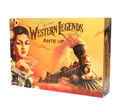 WESTERN LEGENDS Ante Up - EN
