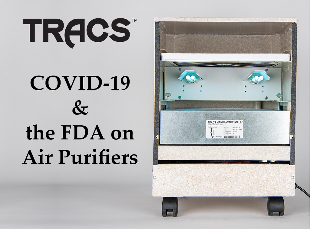 COVID-19 & the FDA on Air Purifiers