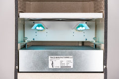 photo of the perfect air purifier for dentists and dental offices equipped with HEPA and UV-C technology