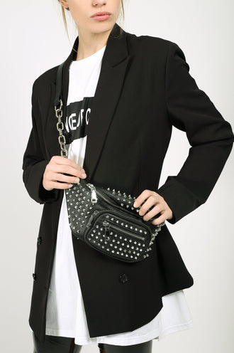 Spike Studded BumBag