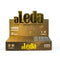 Aleda OURO Rolling Paper King Size Slim Unbleached 20 Booklets
